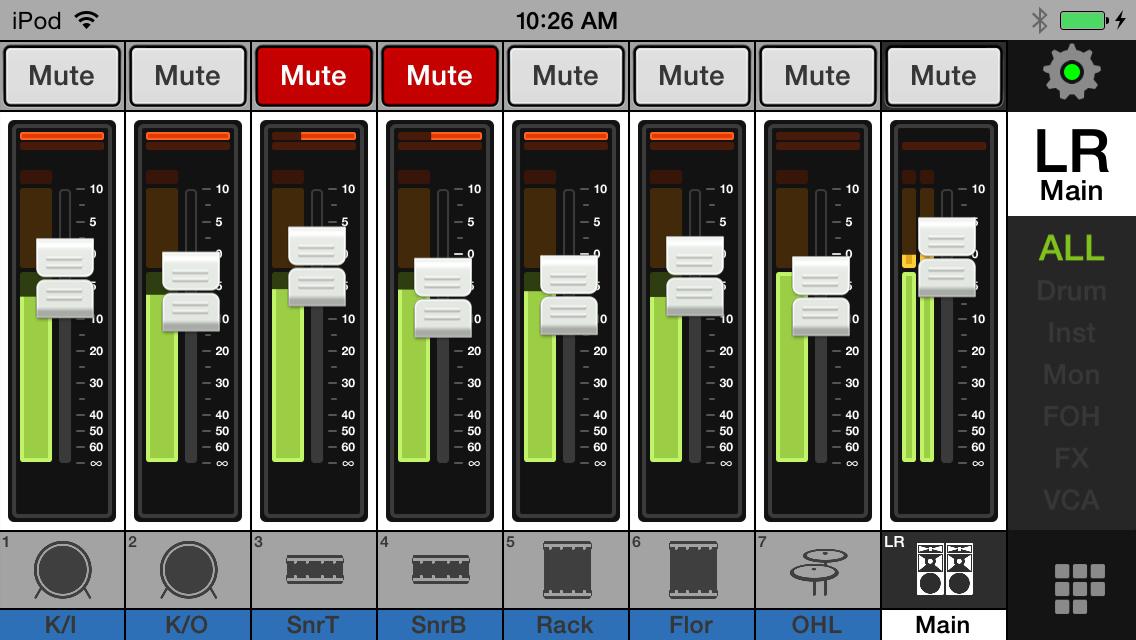 My Fader 3 Mixer